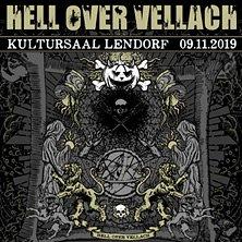 Hell Over Vellach 2019 - LENDORF, am 09.11.2019 @ Kultursaal Lendorf