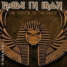 Made in Iron - The Tribute to the Beast - WIEN, am 28.10.2019 @ Weberknecht WIEN