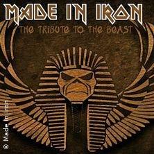 Made in Iron - The Tribute to the Beast - WIEN, am 28.10.2019 @ Weberknecht WIEN