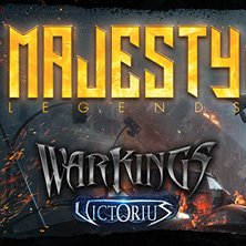 Majesty - Graz, am 26.10.2019 @ Explosiv Graz