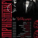 WALKWAYS – werden MEMPHIS MAY FIRE auf deren EU/UK-Tour 2019 unterstützen!