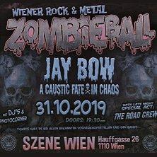 Wiener Rock & Metal Zombieball 2019, am 31.10.2019 @ Szene WIEN