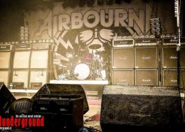 AIRBOURNE, SUPERSUCKERS 06.11.2019 Arena, Wien