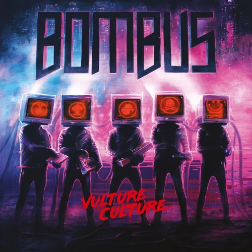 BOMBUS-Vulture-Culture-album-cover