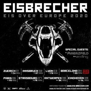 Eisbrecher @ Music Hall Innsbruck
