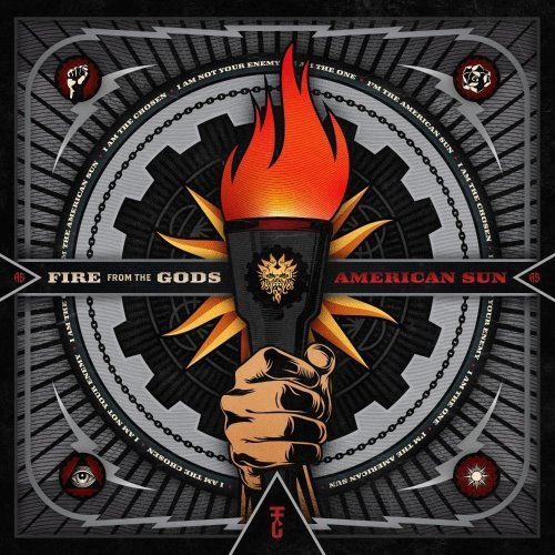 FIRE-FROM-THE-GODS-American-Sun-album-cover