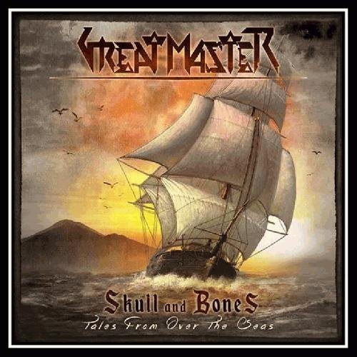 Great-Master-Skull-And-Bones-album-cover