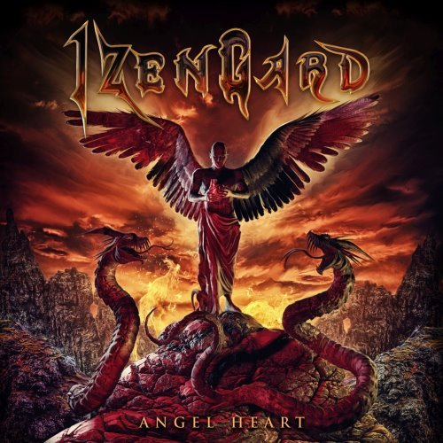 IZENGARD-Angel-Heart-album-cover