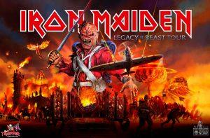 Iron Maiden @ Stadion Wiener Neustadt