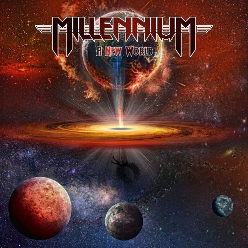 Millennium-A-New-World-album-cover