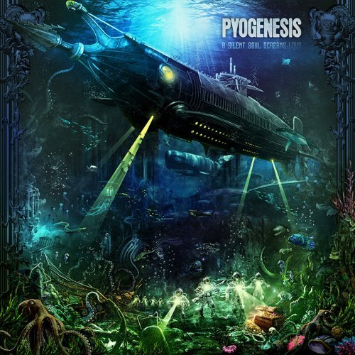 PYOGENESIS-A-Silent-Soul-Screams-Loud-album-cover