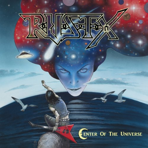 RUSTX-Center-of-the-Universe-album-cover