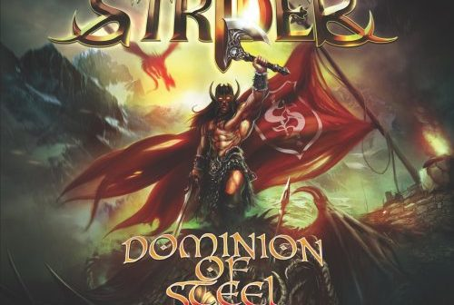Strider-dominion-of-steel-album-cover