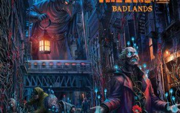 The-End-AD-Badlands-album-cover