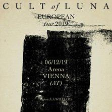 Cult of Luna - WIEN, am 06.12.2019 @ Arena Wien