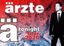 DIE ÄRZTE kommen 2020 nach Österreich!