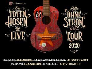 Die Toten Hosen @ Wiener Stadthalle Halle D