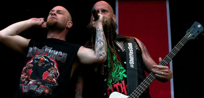 five finger deathpunch - live novarock 2015
