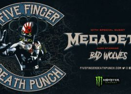 FIVE FINGER DEATH PUNCH kommen 2020 nach Wien!