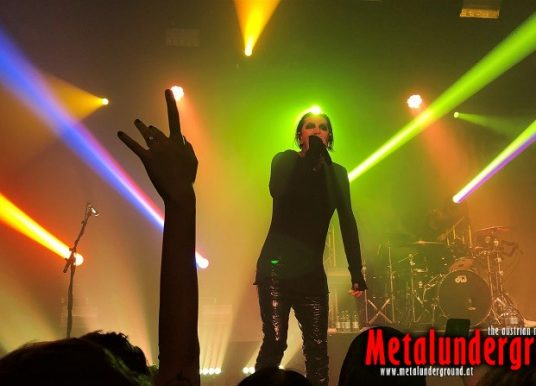 MOTIONLESS IN WHITE Live in Wien 2019