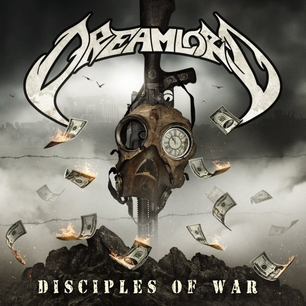 Dreamlord - Disciples Of War album cover