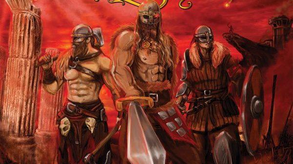 EREGION - Age Of Heroes album cover