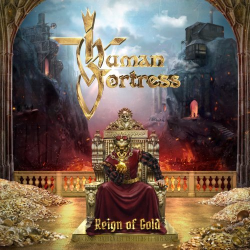 Human-Fortress-Reign-of-Gold-album-cover