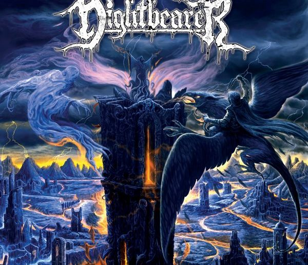 Nightbearer - Tales Of Sorcery And Death album cover