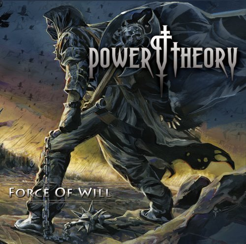 POWER THEORY - Force Of Will album cover