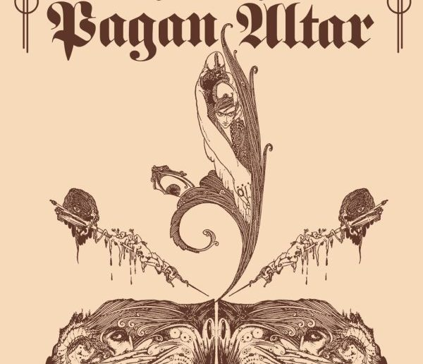 Pagan altar - mytical and magical album cover