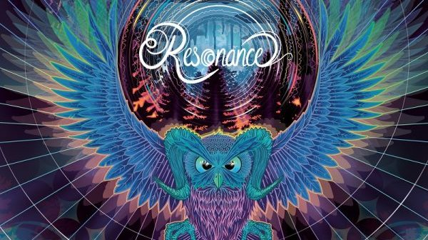 RESONANCE - Out of the Silence album cover