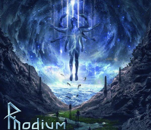 Rhodium - Sea Of The Dead album cover