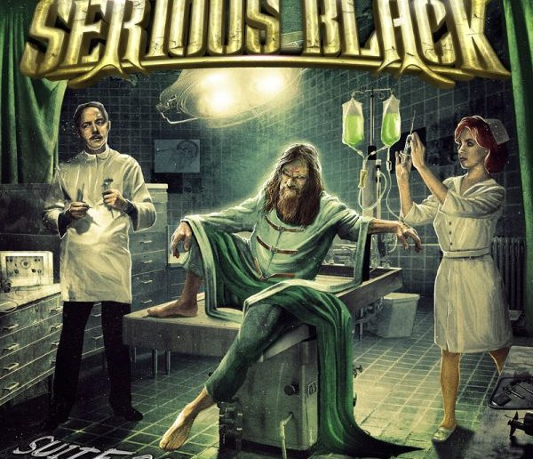 SERIOUS BLACK - Suite 226 album cover