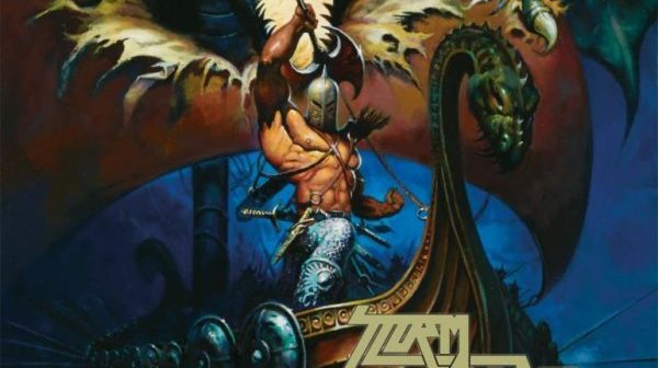Stormburner - Shadow Rising album cover