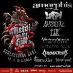 METAL ON THE HILL FESTIVAL 2020 – 14. & 15.08.2020 Das erste Line-up steht fest – Fleshgod Apocalypse bestätigt!