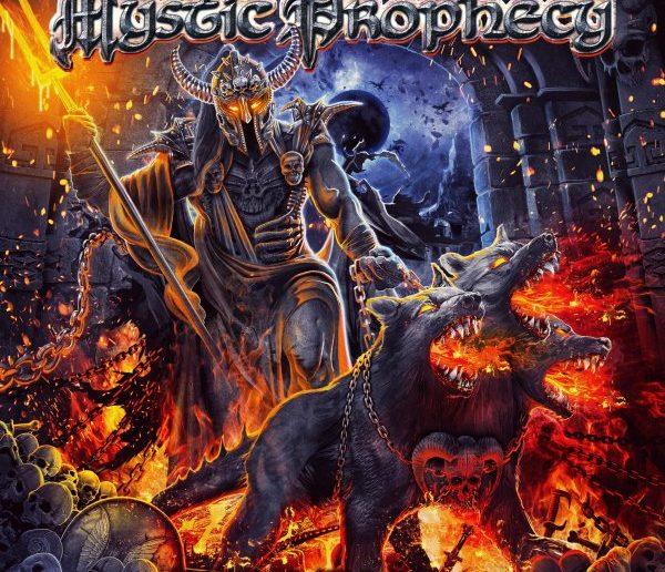 mystic prophecy - metal division album cover