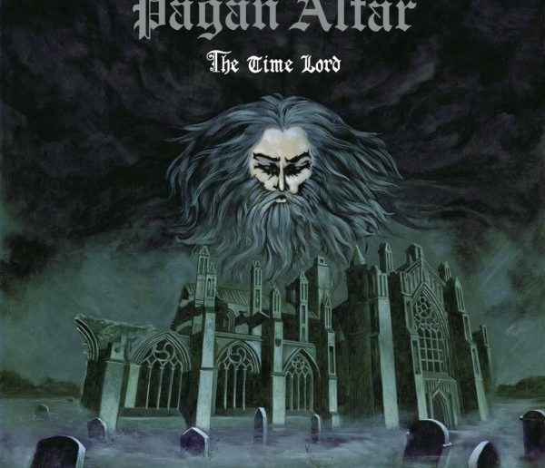 pagan altar - the time lord album cover