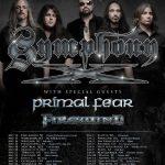SYMPHONY X – Kündigen Anniversary Tour an!