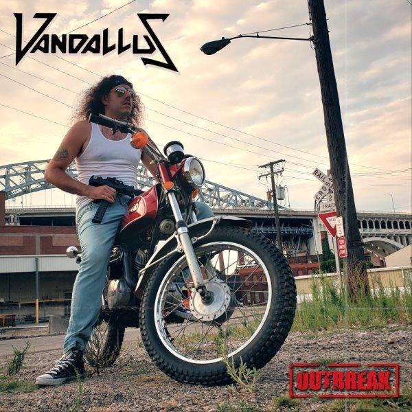 vandallus - outbreak album cover