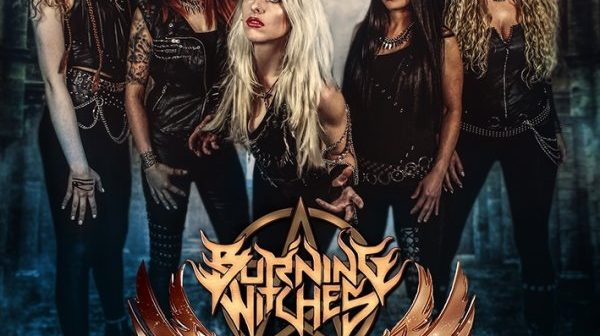 Burning Witches - Wings Of Steel album cover