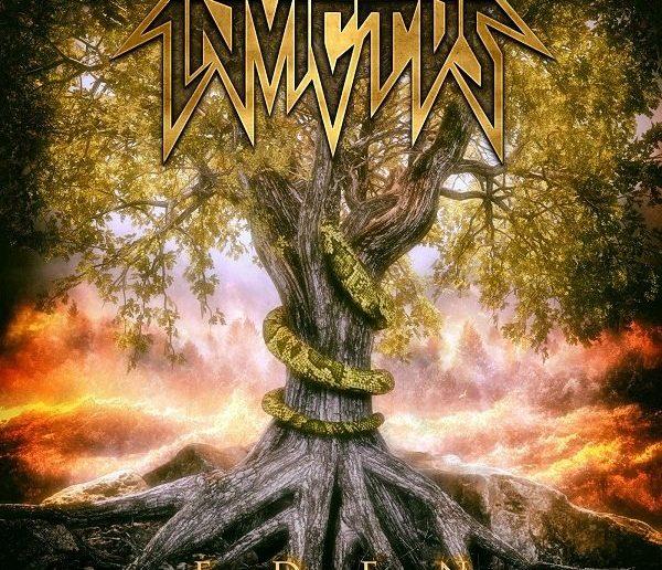 INVICTUS - Eden album cover