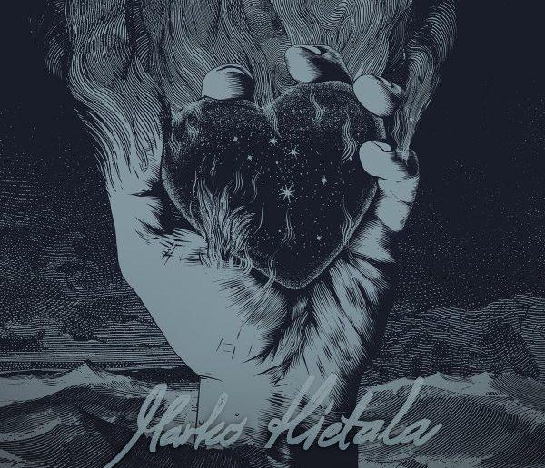 Marko Hietala - Pyre Of The Black Heart album cover