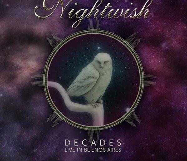 Nightwish - Decades Live In Buenos Aires album cover