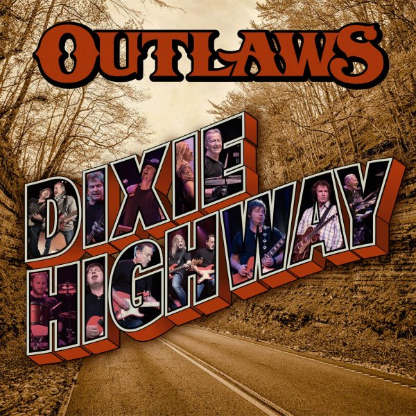Outlaws - Dixie Highway album cover