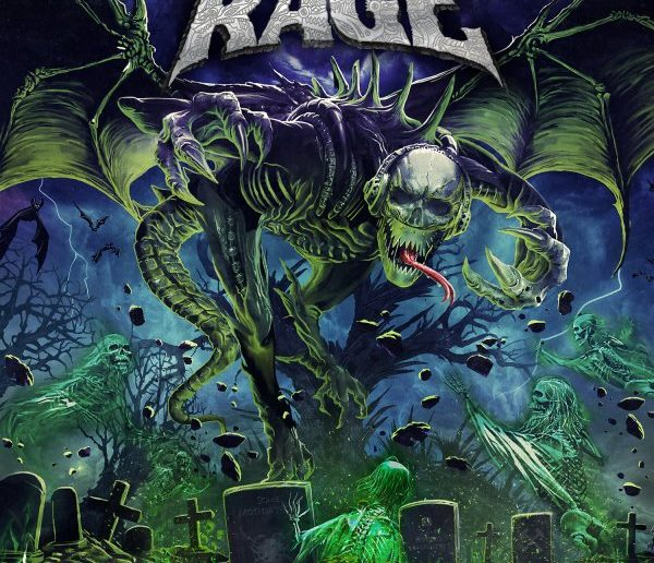 Rage - Wings Of Rage album cover