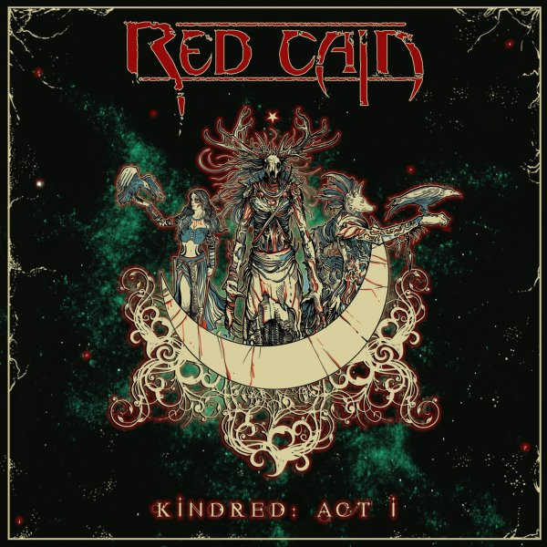 Red Cain - Kindred Act I album cover