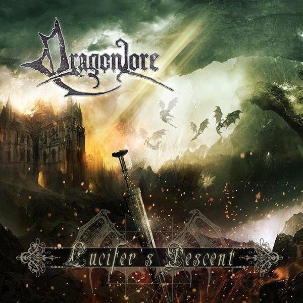 dragonlore - lucifers descent album cover
