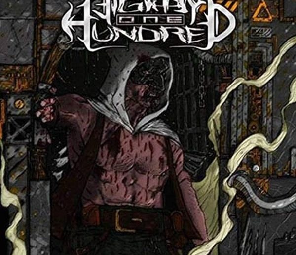 eighty one hundred - heaven in flames album cover