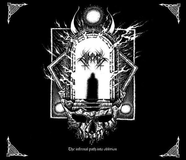 halphas - The Infernal Path into Oblivion album cover