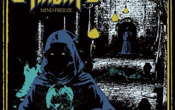 haunt - mind freeze album cover